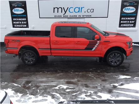 2018 Ford F-150 Lariat (Stk: 191705) in Kingston - Image 2 of 20