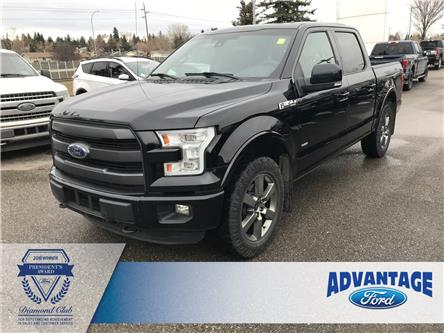 2016 Ford F-150 Lariat (Stk: K-2482A) in Calgary - Image 1 of 24