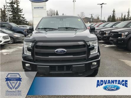 2016 Ford F-150 Lariat (Stk: K-2482A) in Calgary - Image 2 of 24