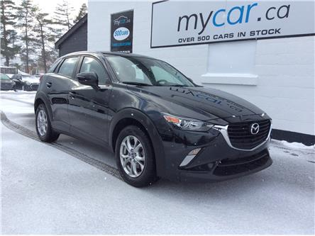 2018 Mazda CX-3 GS (Stk: 191750) in Richmond - Image 1 of 20