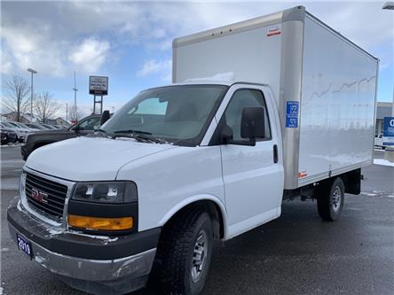2019 GMC Savana Cutaway Work Van (Stk: 79553) in Carleton Place - Image 1 of 13