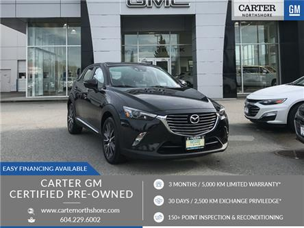 2017 Mazda CX-3 GT (Stk: 9D93451) in North Vancouver - Image 1 of 27