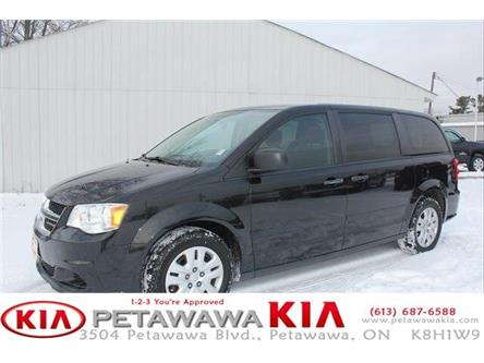 2016 Dodge Grand Caravan SE/SXT (Stk: 20068-1) in Petawawa - Image 1 of 17