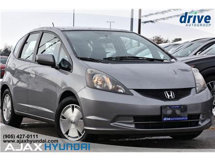 2010 Honda Fit LX (Stk: 19895B) in Ajax - Image 1 of 25