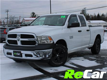 2014 RAM 1500 ST (Stk: 191316B) in Fredericton - Image 1 of 11