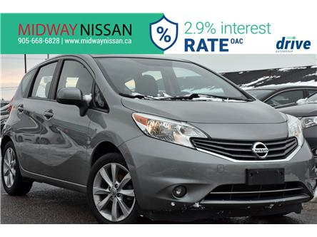 2014 Nissan Versa Note 1.6 SL (Stk: U1865A) in Whitby - Image 1 of 30