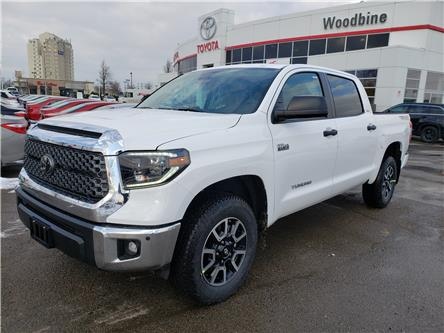 2020 Toyota Tundra Base (Stk: 20-329) in Etobicoke - Image 1 of 5