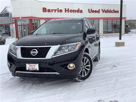 2014 Nissan Pathfinder  (Stk: U14073) in Barrie - Image 1 of 23