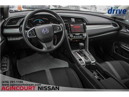 2018 Honda Civic LX (Stk: U12677) in Scarborough - Image 2 of 23