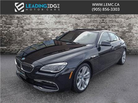 2019 BMW 640i xDrive Gran Coupe (Stk: 16972) in Woodbridge - Image 1 of 23