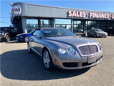 2007 Bentley Continental GTC Base (Stk: 07-044140A) in Abbotsford - Image 1 of 16