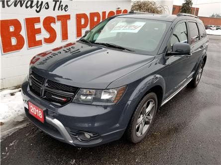 2018 Dodge Journey Crossroad (Stk: 19-753) in Oshawa - Image 1 of 15