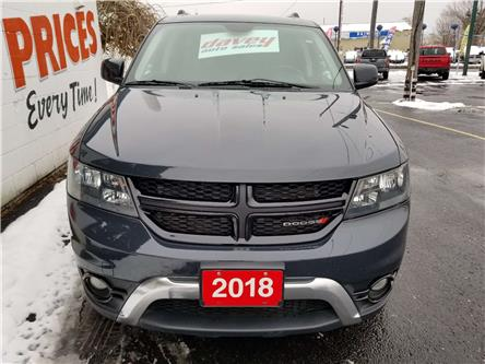 2018 Dodge Journey Crossroad (Stk: 19-753) in Oshawa - Image 2 of 15