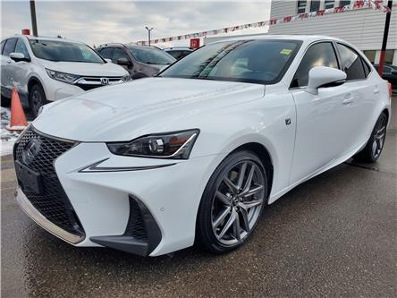 2018 Lexus IS 300 Base (Stk: 326657A) in Mississauga - Image 1 of 22