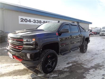 2018 Chevrolet Silverado 1500 2LZ (Stk: I7974) in Winnipeg - Image 1 of 23