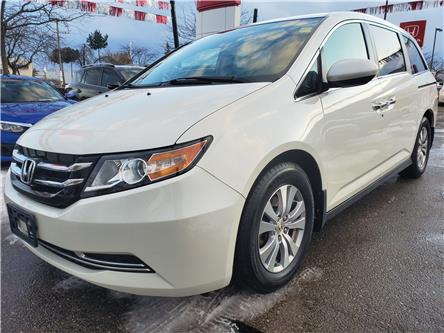 2016 Honda Odyssey EX (Stk: 327295A) in Mississauga - Image 1 of 22