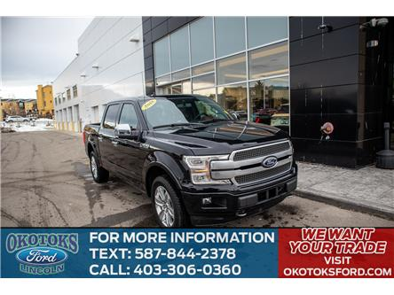 2018 Ford F-150 Platinum (Stk: B81530) in Okotoks - Image 2 of 12