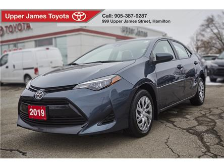 2019 Toyota Corolla LE (Stk: 84229) in Hamilton - Image 1 of 19
