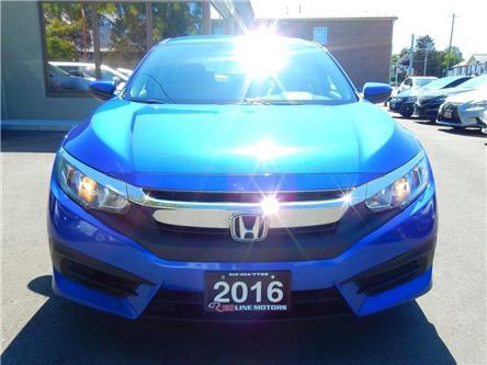 2016 Honda Civic LX (Stk: 2HGFC2) in Kitchener - Image 2 of 22