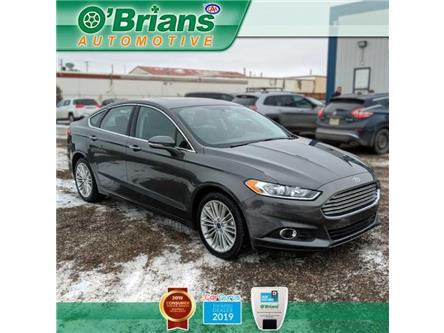 2016 Ford Fusion SE (Stk: 12981B) in Saskatoon - Image 1 of 25