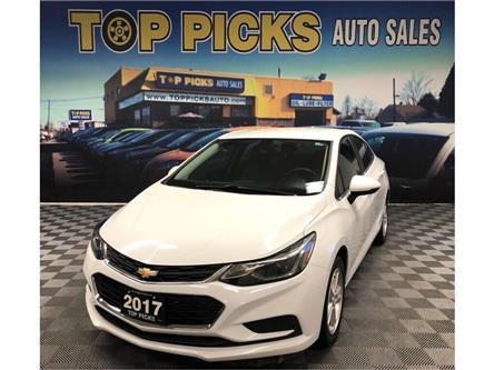 2017 Chevrolet Cruze LT Auto (Stk: 600852) in NORTH BAY - Image 1 of 28