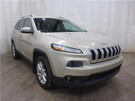 2014 Jeep Cherokee North (Stk: 19110203) in Calgary - Image 1 of 27