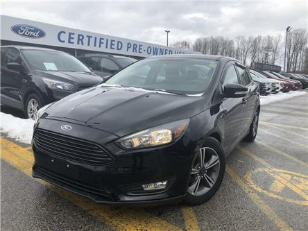 2016 Ford Focus SE (Stk: EX19112A) in Barrie - Image 1 of 18