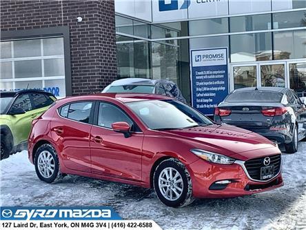 2018 Mazda Mazda3 Sport GS (Stk: 28942A) in East York - Image 1 of 27