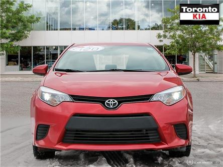 2014 Toyota Corolla LE (Stk: K31912A) in Toronto - Image 2 of 25