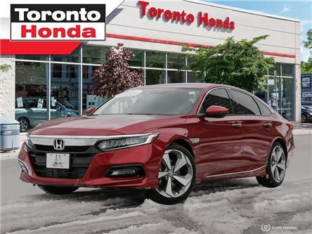 2018 Honda Accord Sedan Touring (Stk: 39722) in Toronto - Image 1 of 27