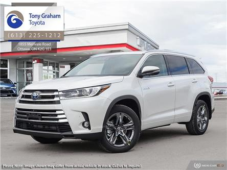 2019 Toyota Highlander Hybrid Limited (Stk: 58965) in Ottawa - Image 1 of 10