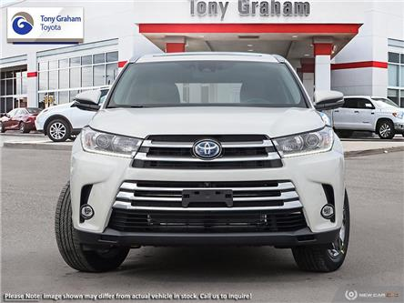 2019 Toyota Highlander Hybrid Limited (Stk: 58965) in Ottawa - Image 2 of 10
