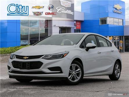 2017 Chevrolet Cruze Hatch LT Auto (Stk: R12438) in Toronto - Image 1 of 27