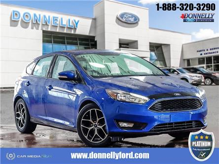 2018 Ford Focus SEL (Stk: PLDS1786A) in Ottawa - Image 1 of 28