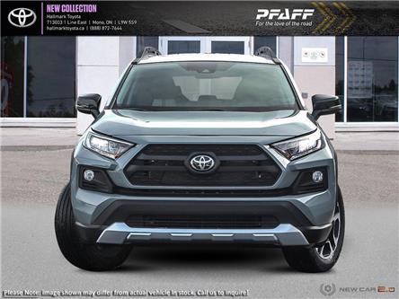 2020 Toyota RAV4 AWD Trail (Stk: H20224) in Orangeville - Image 2 of 24