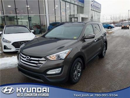 2014 Hyundai Santa Fe Sport  (Stk: 8154XA) in Edmonton - Image 2 of 25
