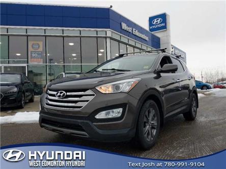 2013 Hyundai Santa Fe Sport  (Stk: 7491A) in Edmonton - Image 1 of 21