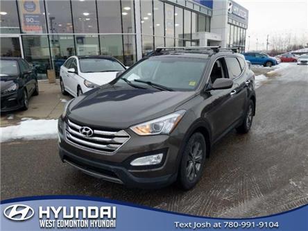 2013 Hyundai Santa Fe Sport  (Stk: 7491A) in Edmonton - Image 2 of 21