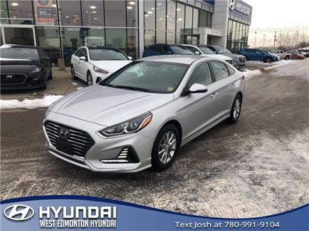 2018 Hyundai Sonata SE (Stk: E4754) in Edmonton - Image 2 of 21