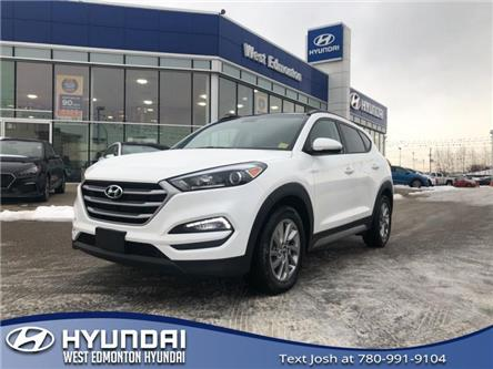 2018 Hyundai Tucson SE (Stk: E4753) in Edmonton - Image 1 of 25