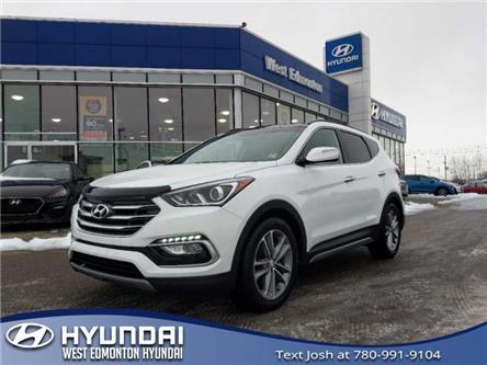 2018 Hyundai Santa Fe Sport  (Stk: E4764) in Edmonton - Image 1 of 27