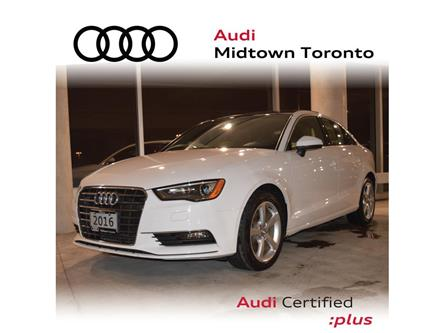 2016 Audi A3  (Stk: P7582) in Toronto - Image 1 of 25