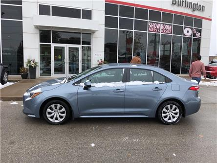 2020 Toyota Corolla LE (Stk: U10896) in Burlington - Image 2 of 16