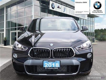 2018 BMW X2 xDrive28i (Stk: U0075) in Sudbury - Image 2 of 21