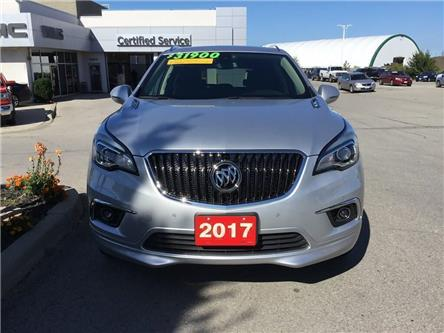 2017 Buick Envision Premium I (Stk: K503A) in Grimsby - Image 2 of 15