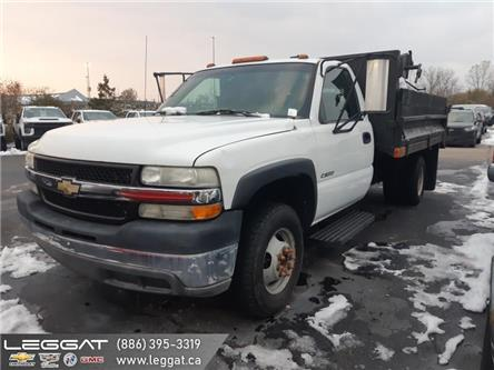 2001 Chevrolet Silverado 3500 Chassis  (Stk: 85798A) in Burlington - Image 1 of 8