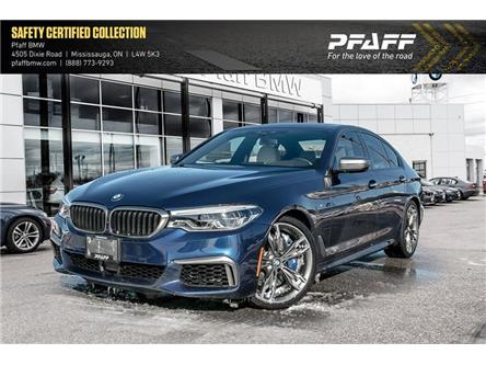 2018 BMW M550i xDrive (Stk: 23078A) in Mississauga - Image 1 of 22