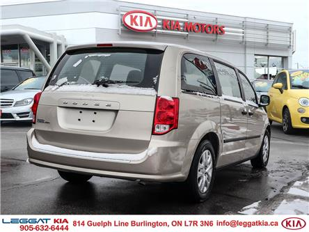 2015 Dodge Grand Caravan SE/SXT (Stk: 2A8005A) in Burlington - Image 2 of 18