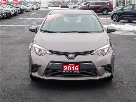 2016 Toyota Corolla  (Stk: 3895) in Ancaster - Image 2 of 27