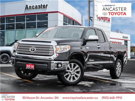2016 Toyota Tundra  (Stk: 3896) in Ancaster - Image 1 of 27